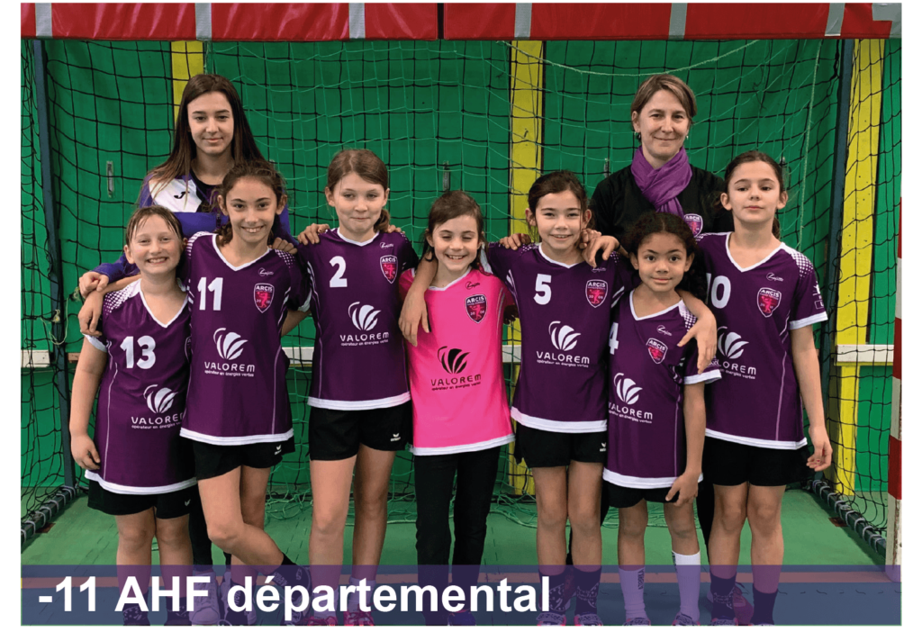 Arcis Handball Féminin -11