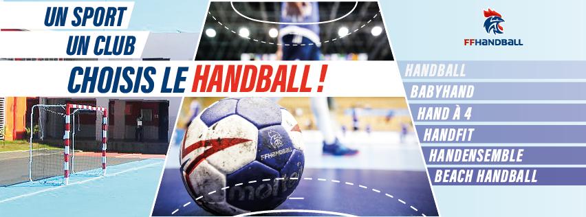 Choisir le handball FFHandball